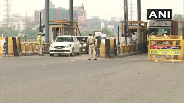 दिल्ली-एनसीआर को छोड़कर देशभर के कई जिलों में आज से लॉकडाउन में छूट, हाईवे पर टोल वसूली शुरू