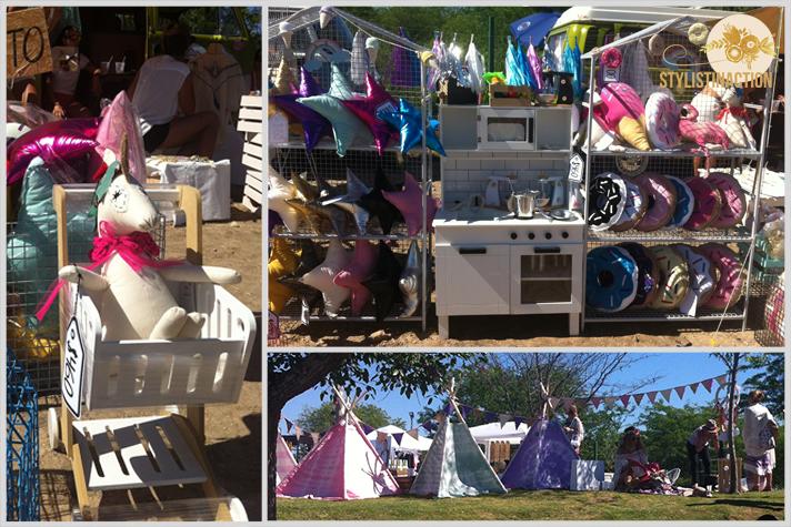 Temporada de ferias Warmichella en Remeros Beach. Estilo Hippie chic con todos los detalles