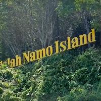 Pulau Siba Wisata Resort Di Hamparan Perak Deli Serdang Halaman Kepri