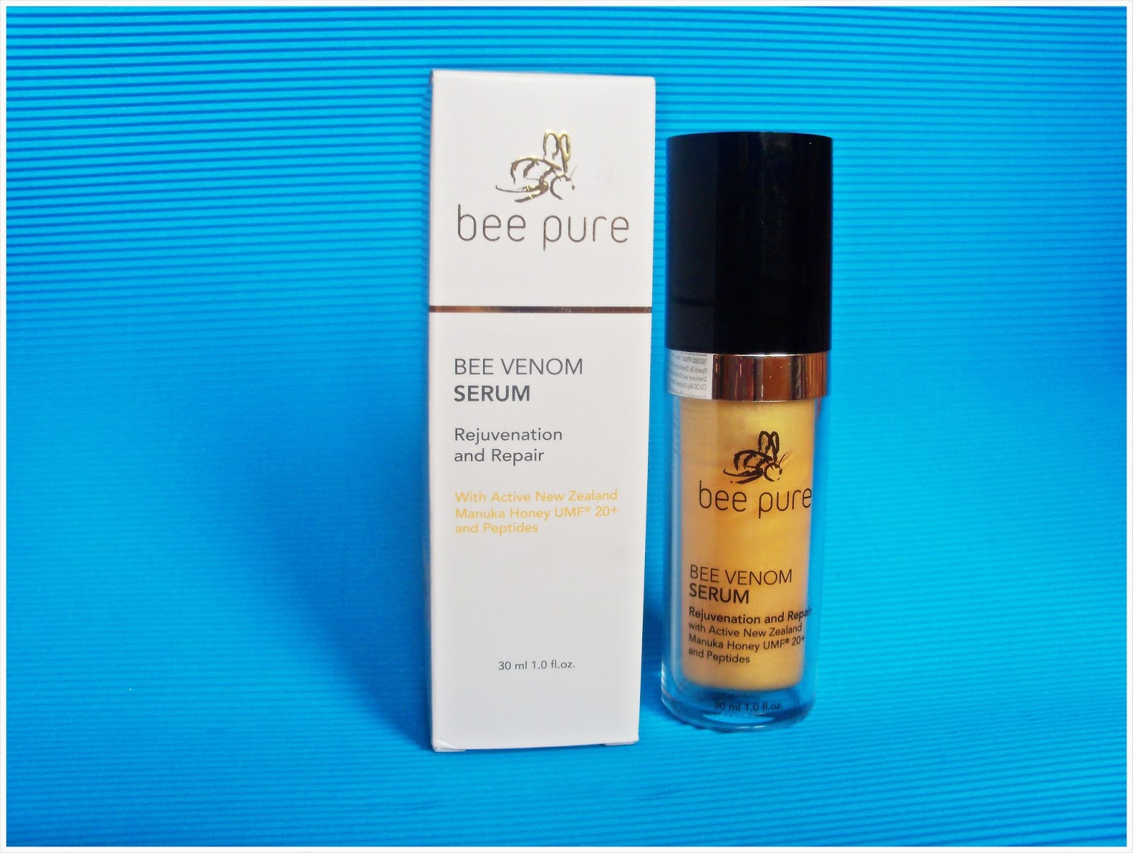 BEE PURE ( SERUM ) - BEZIGŁOWY BOTOKS?