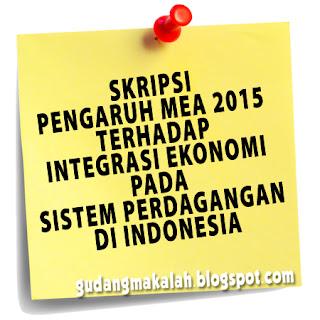 Sistem perdagangan keranjang indonesia