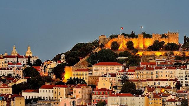 História do Castelo de São Jorge em Lisboa