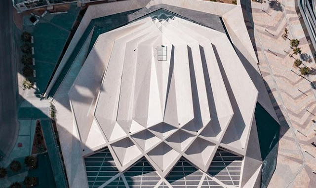 King Abdullah Financial District Mosque wins the International Architecture Award for the Year 2020 - Saudi-Expatriates.com