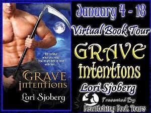 Grave Intentions Tour Button