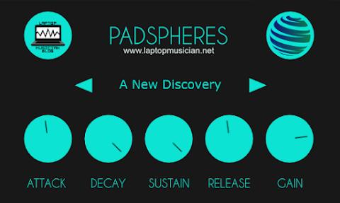 Exclusive Free Plugin: Padspheres
