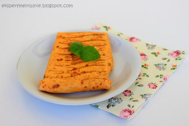 tortilla z cukinią