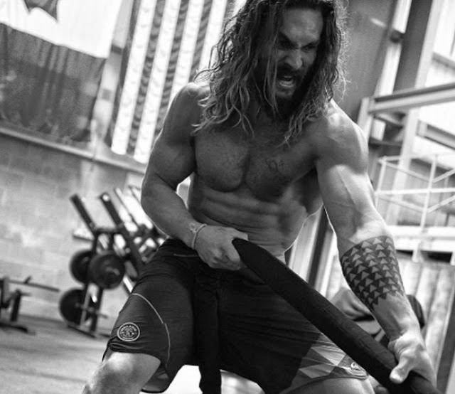 Jason Momoa Workout & Diet For Justice League