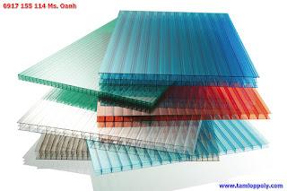 Nhà phân phối tấm lợp lấy sáng thông minh polycarbonate chính thức tại Miền Nam - Sơn Băng ảnh 34