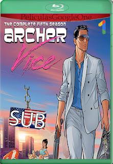 Archer [2014] Temporada 5 [1080p Web-Dl] [Ingles-Subtitulado] [HazroaH]