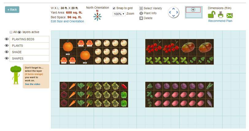 Top 7 Free Garden Planning Software to design your Garden Layout online – Vegetable Garden Planning Software