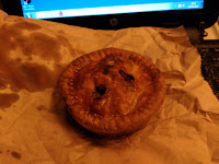 york wild boar pie