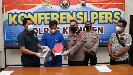 Sales di Kutowinangun Dilaporkan ke Polisi