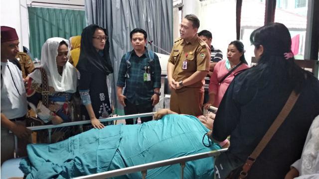 Titi Wati Wanita Berbobot 350 Kg Jalani Operasi, Tim Dokter Temukan Ini Ditubuhnya