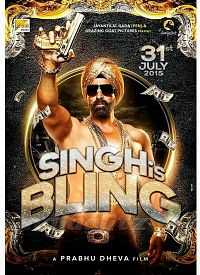 download singh Is bliing (2015) 300mb Full Movie Download