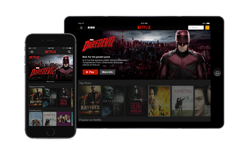 Lista de smartphones que suporta Netflix HD e HDR