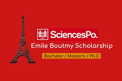 أحدث المنح الدراسية في فرنسا لبرامج البكالوريوس والماجستير - التطبيقات عبر الإنترنت