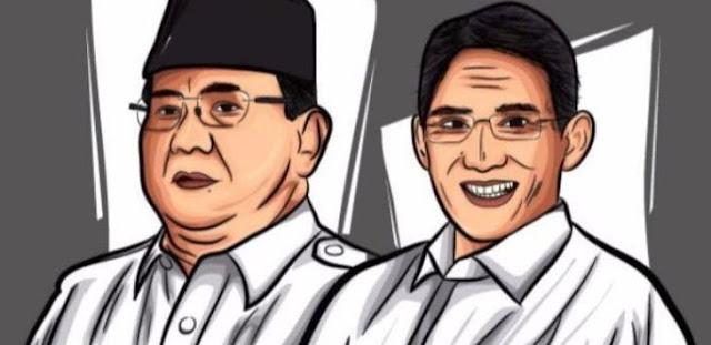 Prabowo-Sandi Gunakan 12 Juru Bicara, Siapa Saja?