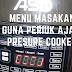 Menu Masakan Guna Periuk Ajaib Presure Cooker