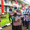 Menteri Ketenagakerjaan RI Resmikan Aula BLK Makassar di Dampingi Wakil Walikota Makassar