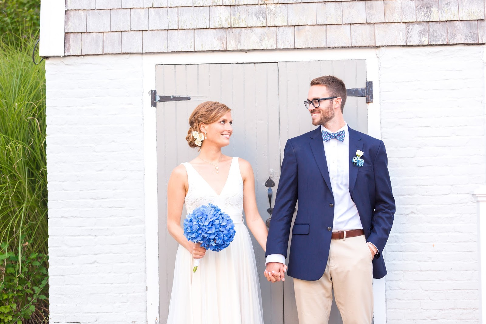 A Weekend Getaway Wedding in Nantucket
