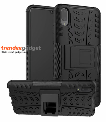 Hybrid Armor Dual Case Vivo V11 Pro with Stand Holder