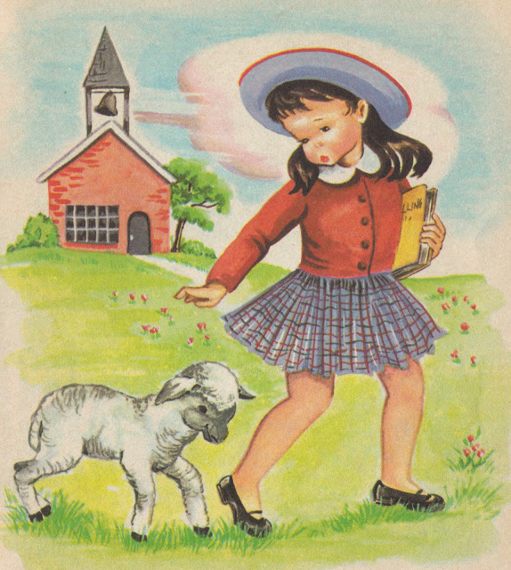 Vintage Nursery Rhymes