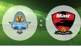 بث مباشر مباراة بيراميدز ونادي مصر