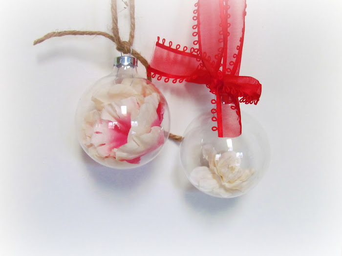 Plum Colored Christmas Ornaments