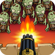 zombie war idle defense game premium mod