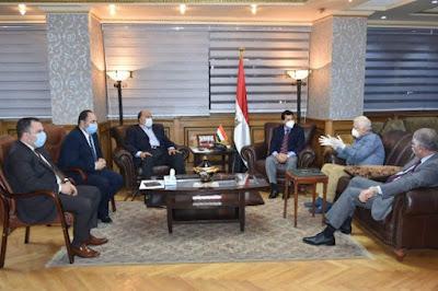 أندية الممتاز تطالب الوزير بدعم مادي للتجهيز للدوري
