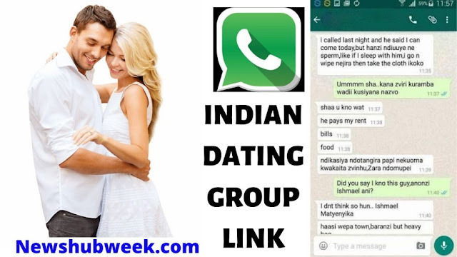 Join 700+ Indian dating Whatsapp group link