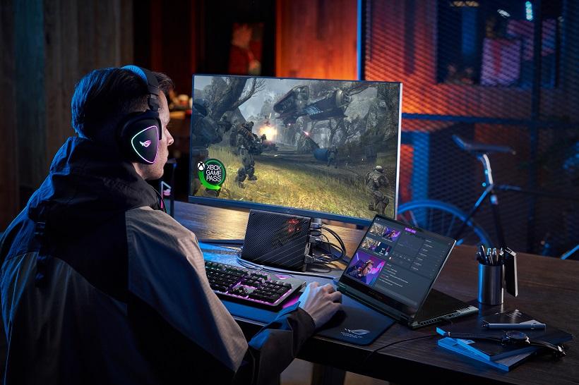 ROG PH launches ROG Flow X13 Convertible Gaming Laptop, ROG XG Mobile External GPU