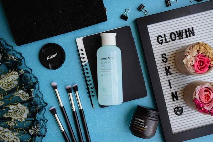 Innisfree Products I'm Currently Enjoying (Oily & Acne Prone Skin)