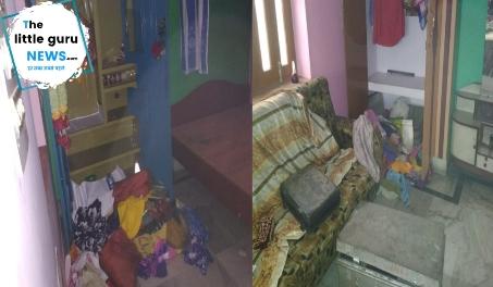 एक रात में दो घरों में चोरी होने से  चकियावासियों में भय व्याप्त