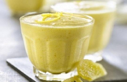 Mus de limon
