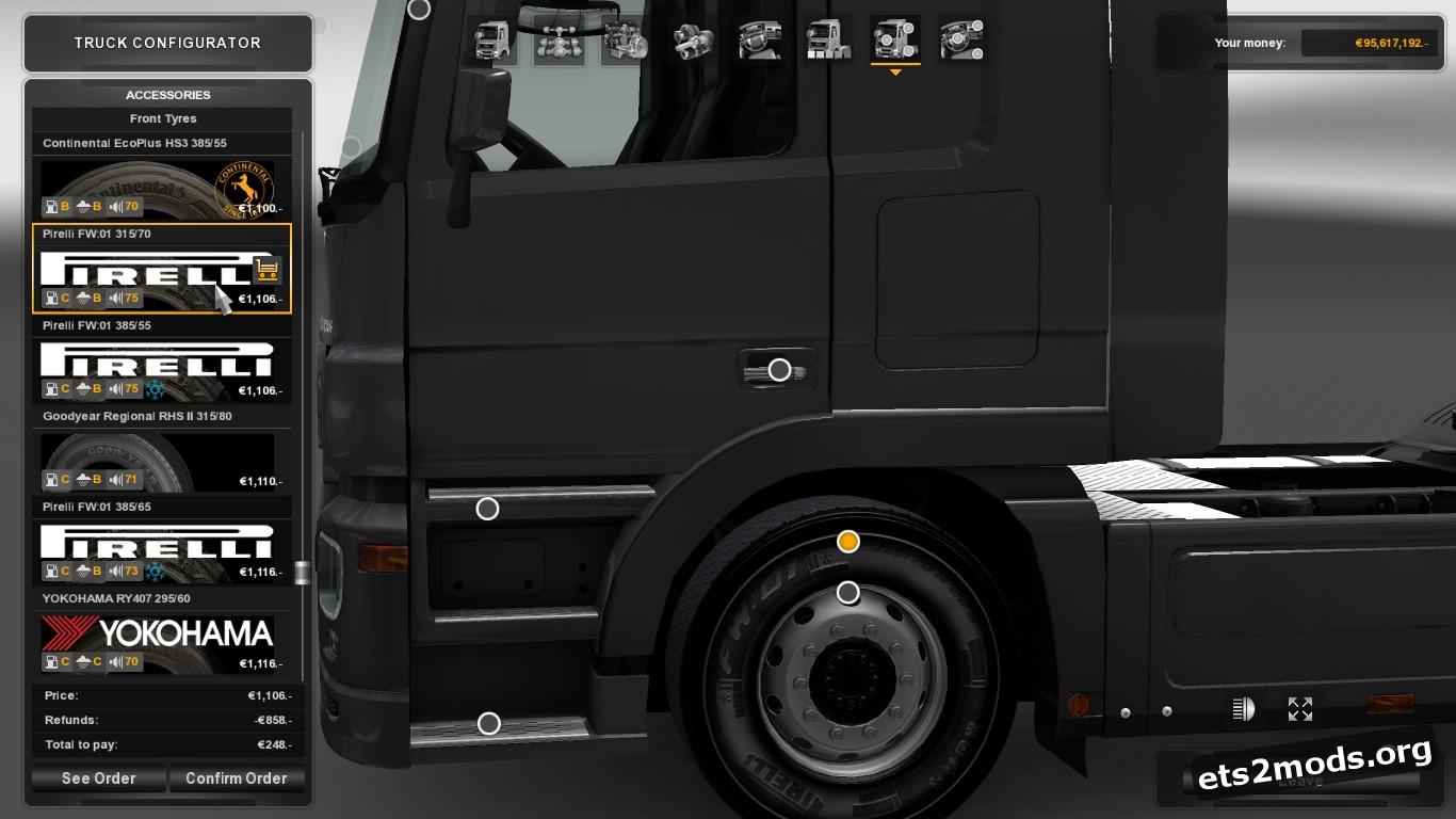 Real Tires Pack V 5.5