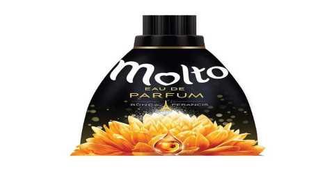Molto eau de parfum gold glamour