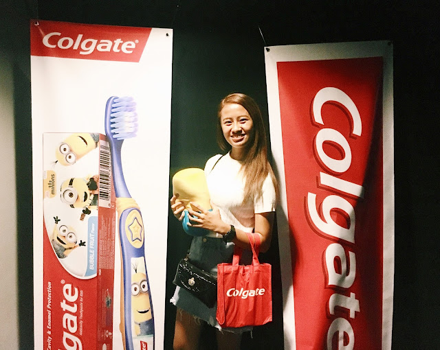 Blog Contest Winners Invade Shang Cineplex: Free Despicable Me 3 Movie Tickets from Colgate