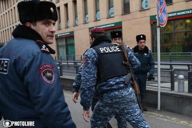 Baja maltrato policial contra prensa