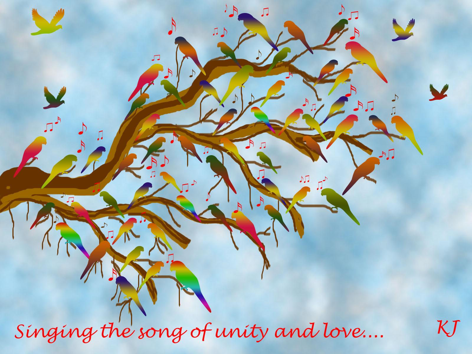 Birds Coloring Unity