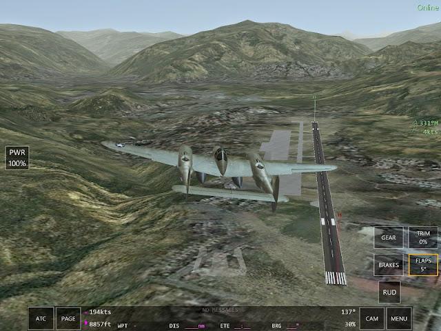 P38 Infinite Flight