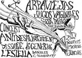 Concierto Arpaviejas en Banyoles
