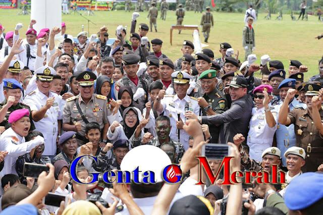 Kolonel Laut Albertus Agung Priyo S Jabat Danlanal Lampung