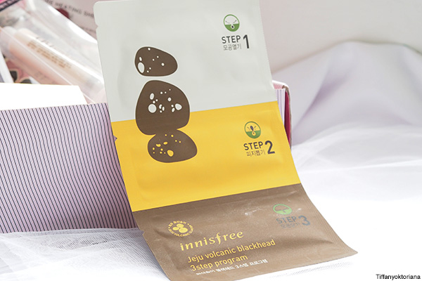 Innisfree Jeju Volcanic Blackhead Mask