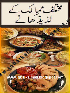 Delicious Food Recipes  of Deferent Countries Book