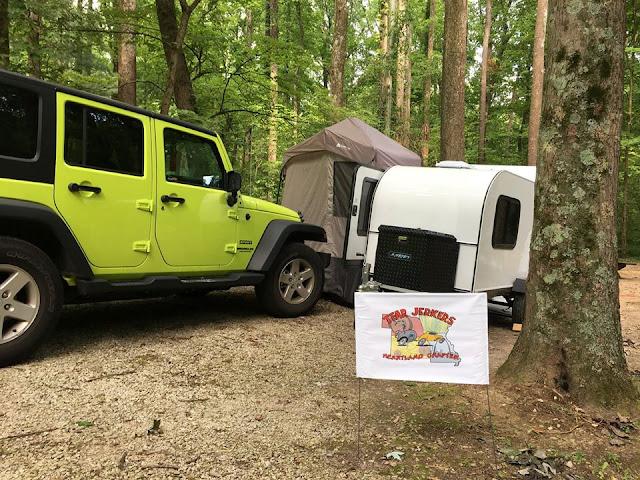tiny teardrop trailer camping, Tear Jerkers