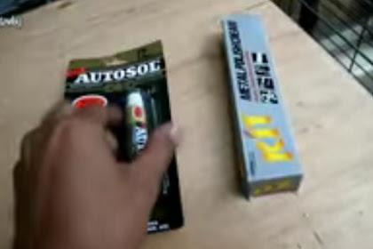 Perbedaan Autosol dengan Kit Metal Polish, Kinclong yang Mana?