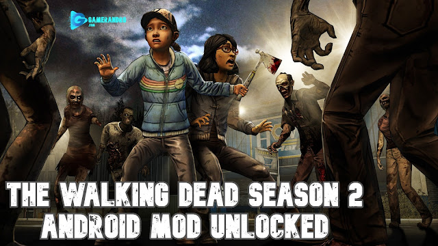 The Walking Dead Season 2 Apk Data Mod 1.35 Unlocked