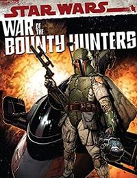 Star Wars: War of the Bounty Hunters Comic
