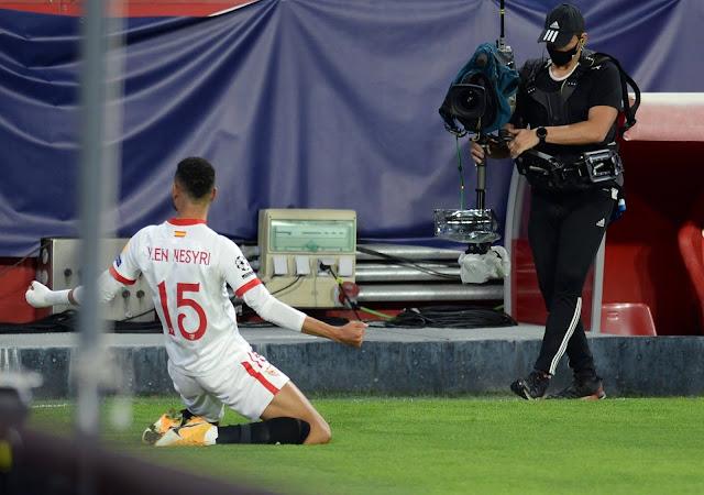 Crónica Sevilla FC 3 - Krasnodar 2